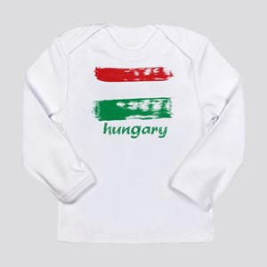 Hungary Long Sleeve Infant T-Shirt