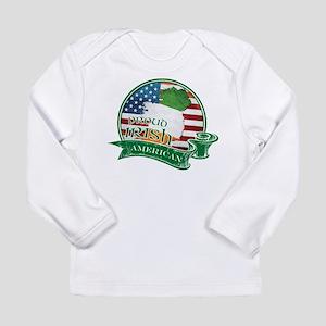 Proud Irish American Long Sleeve T-Shirt