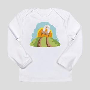 Covered Wagon Long Sleeve T-Shirt