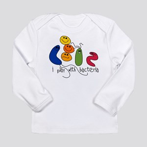 Play with Bacteria Long Sleeve Infant T-Shirt
