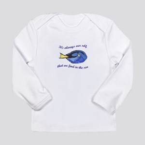 WE FIND OUR SELF Long Sleeve T-Shirt