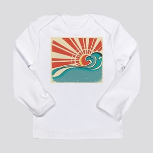 wave at dawn Long Sleeve T-Shirt