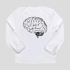 Brain Long Sleeve T-Shirt
