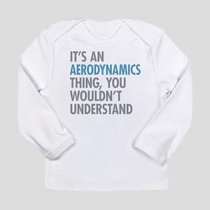 Aerodynamics Thing Long Sleeve T-Shirt