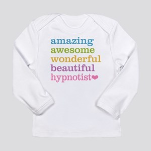 Awesome Hypnotist Long Sleeve T-Shirt