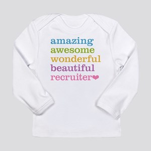 Awesome Recruiter Long Sleeve T-Shirt
