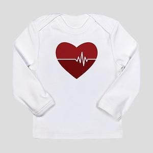 Heartbeat Long Sleeve T-Shirt