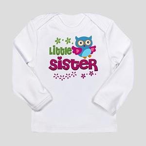 Little Sister Long Sleeve Infant T-Shirt