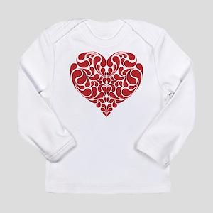 Real Heart Long Sleeve Infant T-Shirt