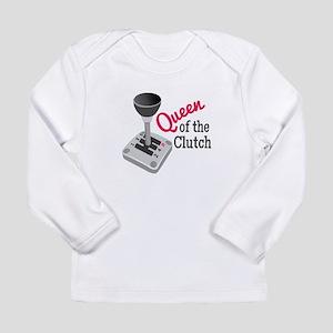 Queen Of Clutch Long Sleeve T-Shirt