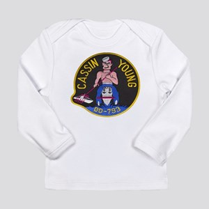 USS CASSIN YOUNG Long Sleeve Infant T-Shirt