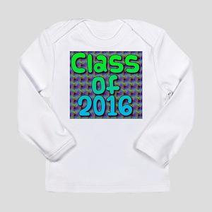 Class of 2016 - on bright swir Long Sleeve T-Shirt