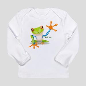 Freddie Frog Long Sleeve T-Shirt