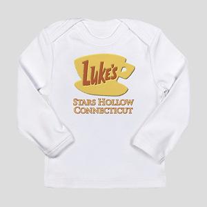 Luke's Diner Stars Hollow Gilmore Girls Long Sleev