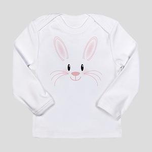 Bunny Face Long Sleeve T-Shirt
