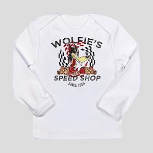 Wolfie's Speed Shop Long Sleeve Infant T-Shirt