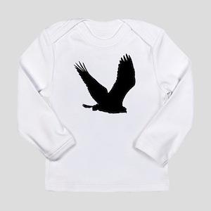 Hawk Silhouette Long Sleeve T-Shirt