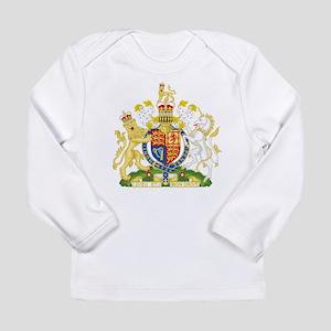 Royal COA of UK Long Sleeve T-Shirt