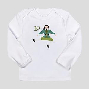 10 Long Sleeve T-Shirt