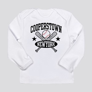 Cooperstown NY Long Sleeve Infant T-Shirt