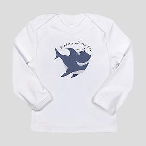 Predator Of The Seas Long Sleeve T-Shirt