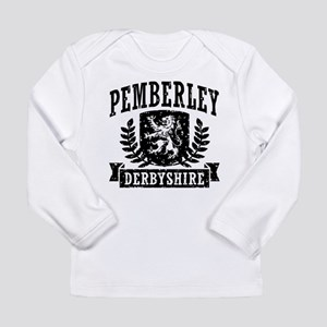 Pemberley Derbyshire Long Sleeve T-Shirt