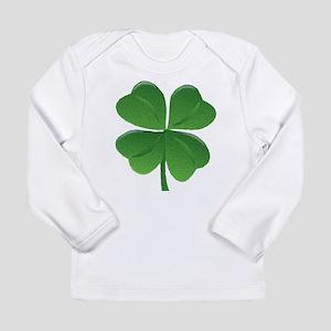 St Patrick Shamrock T Long Sleeve T-Shirt