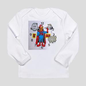 time for potman Long Sleeve Infant T-Shirt