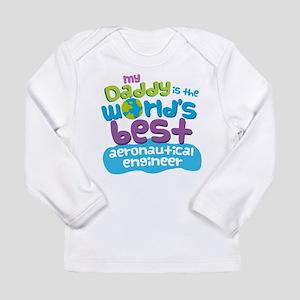 Aeronautical Engineer G Long Sleeve Infant T-Shirt