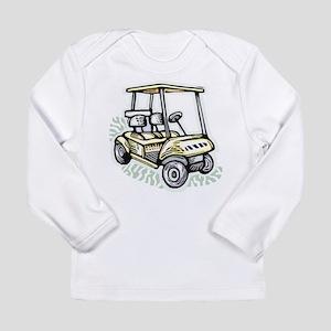 Golf34 Long Sleeve Infant T-Shirt
