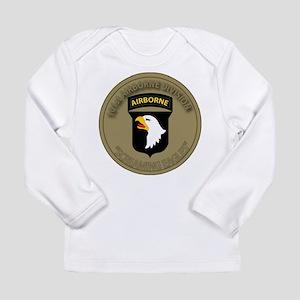 101st airborne screamin Long Sleeve Infant T-Shirt