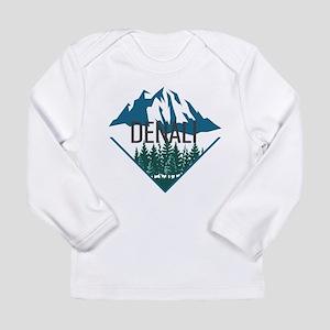 Denali - Alaska Long Sleeve T-Shirt