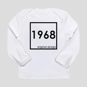 1968 birthday original design Long Sleeve T-Shirt