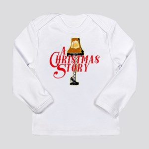 A Christmas Story with Long Sleeve Infant T-Shirt