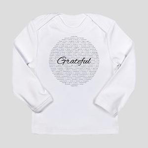 Grateful for... Long Sleeve T-Shirt