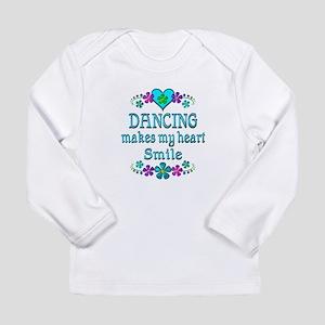 Dancing Smiles Long Sleeve Infant T-Shirt