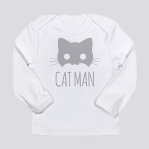 Cat Man Long Sleeve T-Shirt