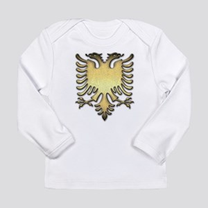 Gold Eagle Long Sleeve T-Shirt