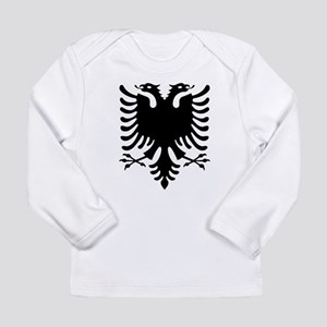 Albanian Eagle Long Sleeve T-Shirt