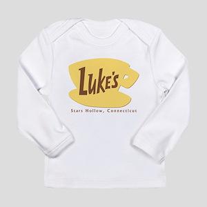Luke's Diner Long Sleeve Infant T-Shirt