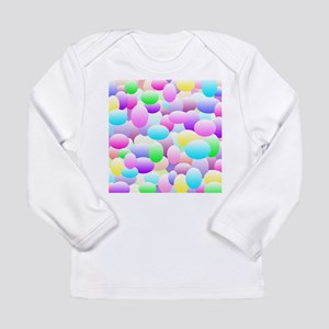 Bubble Eggs Light Long Sleeve T-Shirt
