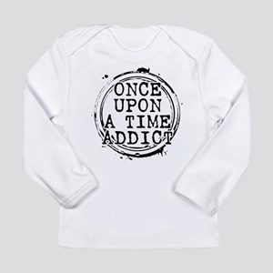 Once Upon a Time Addict Stamp Long Sleeve Infant T