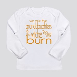 Granddaughters Long Sleeve Infant T-Shirt
