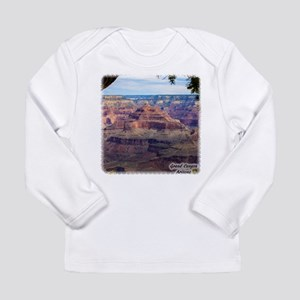 Grand Canyon View Long Sleeve Infant T-Shirt