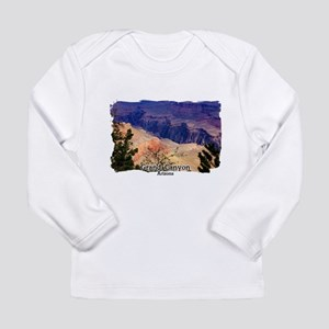 View into the Grand Can Long Sleeve Infant T-Shirt