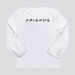 Friends are funny Long Sleeve Infant T-Shirt