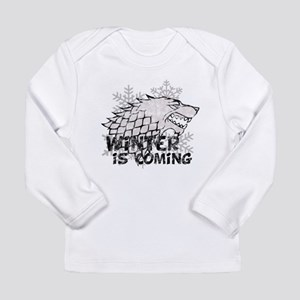 Winter is Coming Long Sleeve Infant T-Shirt