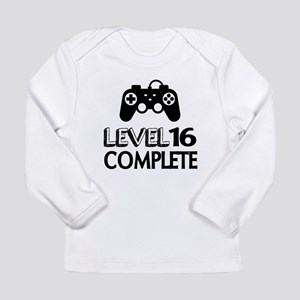 Level 16 Complete Birth Long Sleeve Infant T-Shirt