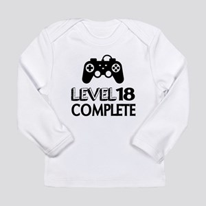 Level 18 Complete Birth Long Sleeve Infant T-Shirt