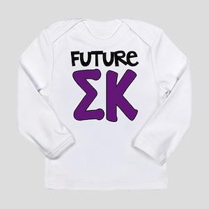 Sigma Kappa Future Long Sleeve T-Shirt